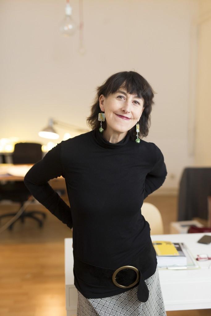 Portrait Kathrin Schrader © Andrea Vollmer 2019