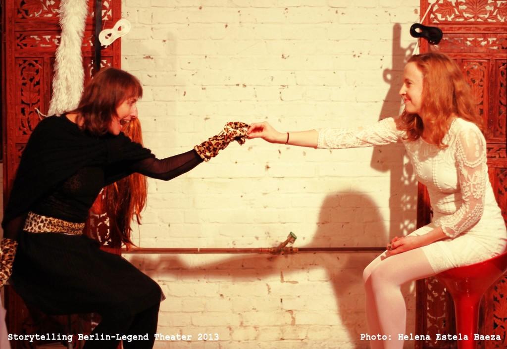Liebesschaudern - Voraufführung in Karow am 25.:26. Oktober